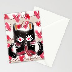 Fish is my Valentine... Stationery Cards