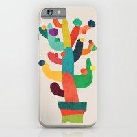 Whimsical Cactus iPhone 6 Slim Case