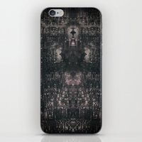 City Chandelier iPhone & iPod Skin
