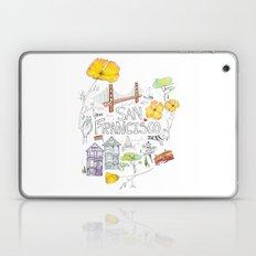 Friends + Neighbors : San Francisco Laptop & iPad Skin