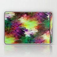 Spring Explosion By Nico… Laptop & iPad Skin