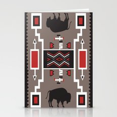 American Native Pattern No. 30 Stationery Cards
