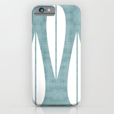 Make Mine MCM Blue Slim Case iPhone 6s
