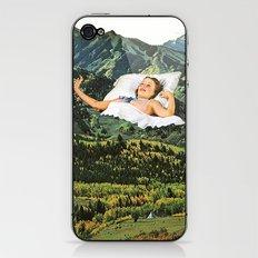 Rising Mountain iPhone & iPod Skin