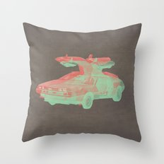 BACK TO THE FUTURE!!! Throw Pillow