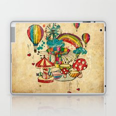 Funfair! Laptop & iPad Skin