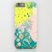 iPhone & iPod Case featuring Over Time by Lisa Barbero