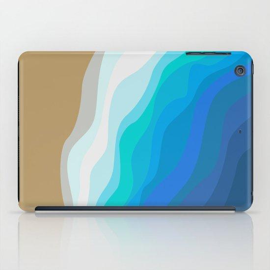 Gold Sand iPad Case