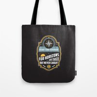 Stay The Course Tote Bag