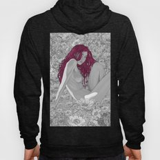 The Red Flower Hoody