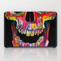 Chromatic Skull iPad Case