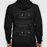 TRIBAL MONOCHROME Hoody