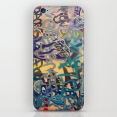 Jacob Lee iPhone & iPod Skin