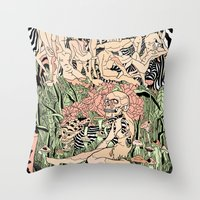 Melt with You Throw Pillow