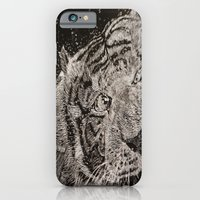 The Tiger iPhone 6 Slim Case