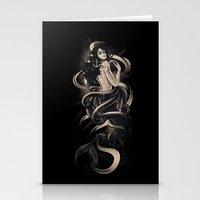Sirena Drk Stationery Cards