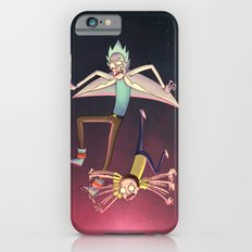 Rick and Morty - Pink Gravity iPhone 6s Slim Case
