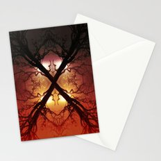 Quad Tree #1 Stationery Cards