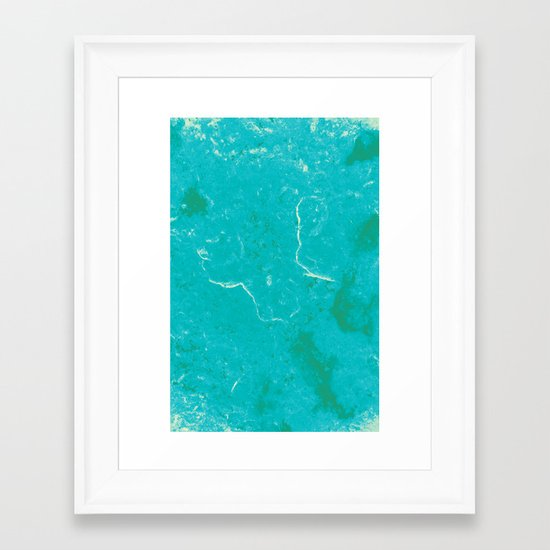 1005 Framed Art Print