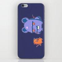 Mus Maximus iPhone & iPod Skin