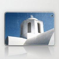 Greek Building  Laptop & iPad Skin