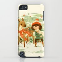 iPhone Cases featuring A Wobbly Pair by Teagan White