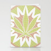 The Cannabis Case. Stationery Cards
