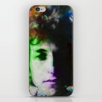 bob dylan 01 iPhone & iPod Skin