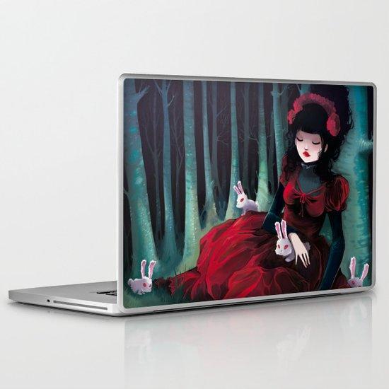 Asleep Laptop & iPad Skin