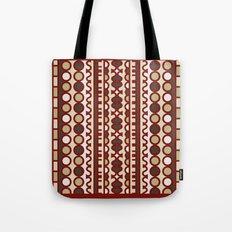 Hoosiers (Crimson) Tote Bag