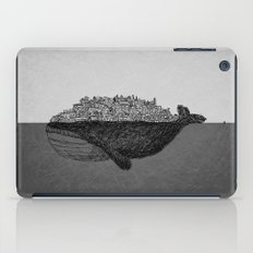 Whale City iPad Case
