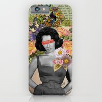 iPhone & iPod Case featuring Public Figures - Liz Taylor by Elo Marc