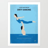 No298 My Dirty Dancing M… Art Print