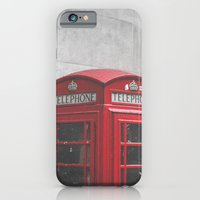 iPhone Cases featuring call me by Rafael Igualada
