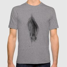 Horsehead 2023 Mens Fitted Tee Athletic Grey SMALL