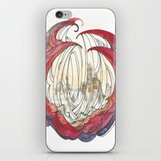 City in the Sea iPhone & iPod Skin