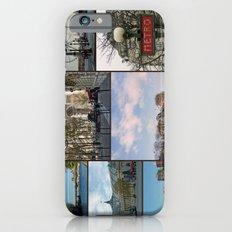Paris Collage Slim Case iPhone 6s