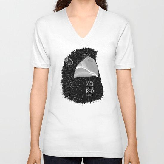 Love is... V-neck T-shirt