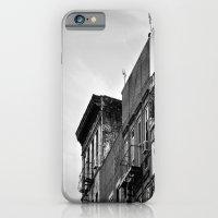 New York From Below iPhone 6 Slim Case