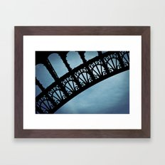 Electrify Framed Art Print
