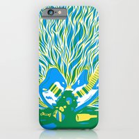 Guitar Explosion iPhone 6 Slim Case