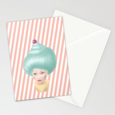 Miss Cupcake Stationery Cards