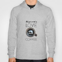 Love & Coffee Hoody