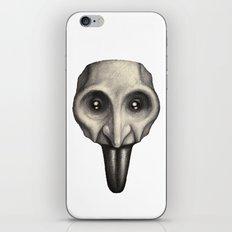 Pulcinello iPhone & iPod Skin