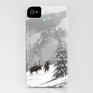 1920 - Winter Walker iPhone (4, 4s) Slim Case
