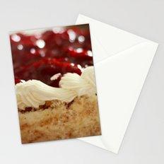 Yummy Bokeh Stationery Cards
