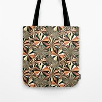 fun geometry Tote Bag