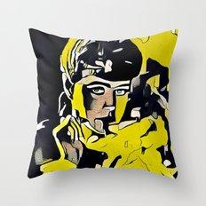 Rachel (She) Throw Pillow