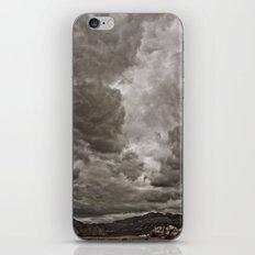 PEACEFUL FRUSTRATION iPhone & iPod Skin
