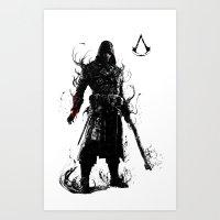 Assassin's Killer Art Print